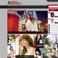 DEDE织梦美女图片网站整站源码,带数据,带教程,站长亲测